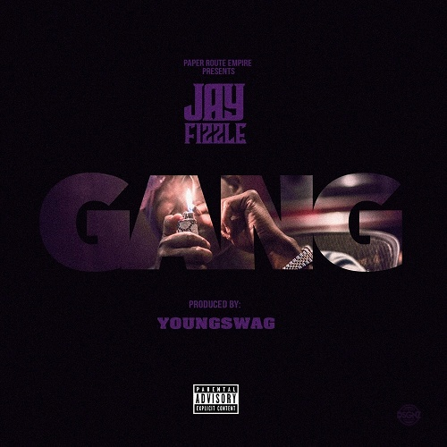 Jay Fizzle - Gang cover