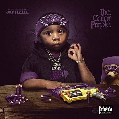 Jay Fizzle - The Color Purple cover