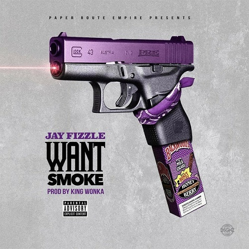 Jay Fizzle - Want Smoke cover