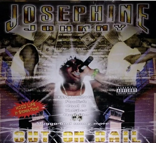 Josephine Johnny - Out On Bail cover