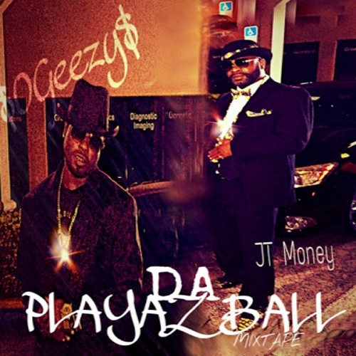 JT Money & OGeezy - Da Playaz Ball cover