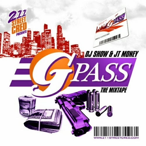 JT Money - G-Pass cover