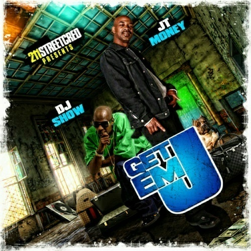 JT Money - Get Em J cover