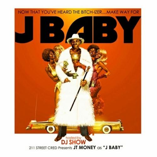 JT Money - J Baby cover