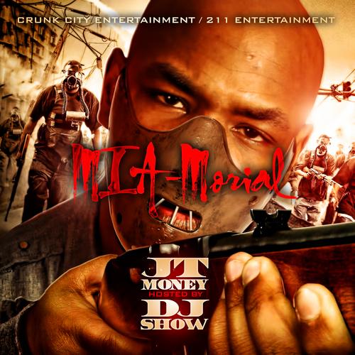 JT Money - Mia-Morial cover