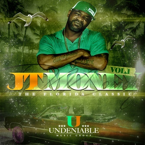 JT Money - The Florida Classic cover