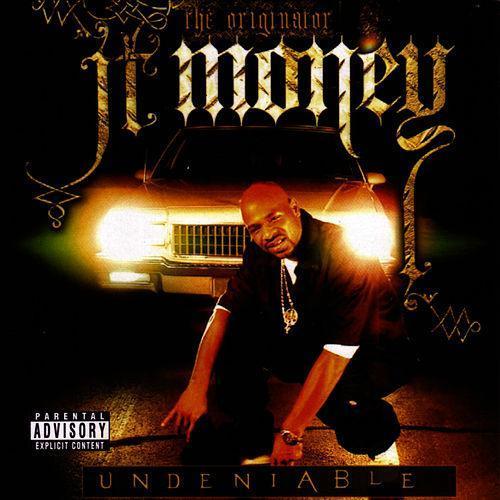 JT Money - Undeniable cover