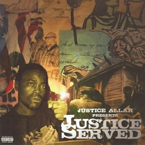 Justice Allah - Justice Served cover