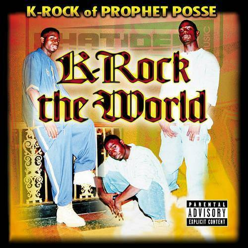 K-Rock - K-Rock The World cover
