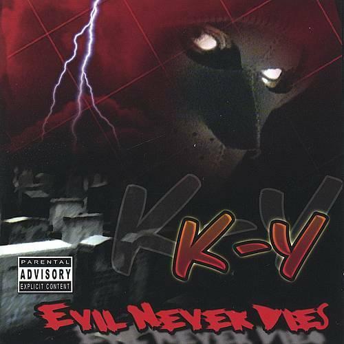 K-Y - Evil Never Dies cover