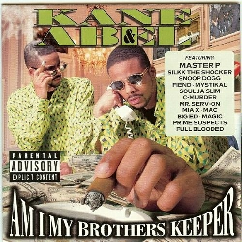 Kane & Abel - Am I My Brothers Keeper cover