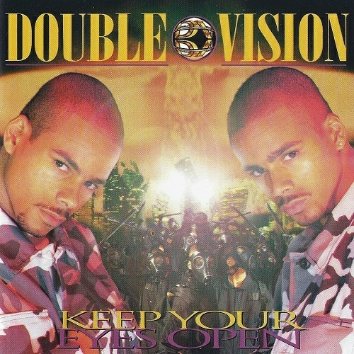 Double Vision - Keep Your Eyes Open cover