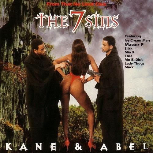 Kane & Abel - The 7 Sins cover