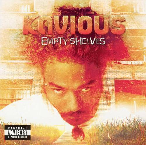 Kavious - Empty Shelves cover