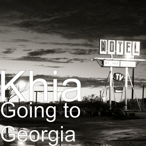 Khia - Going To Georgia cover