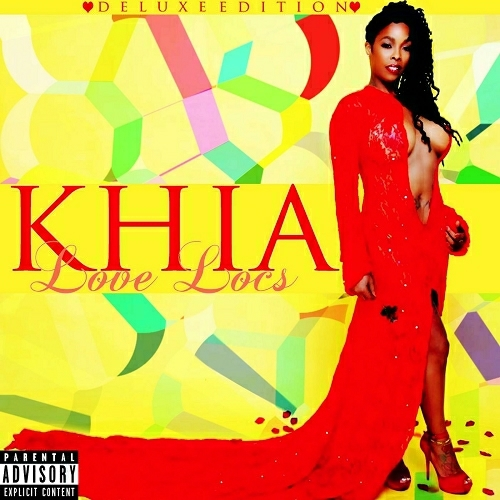 Khia - Love Locs cover