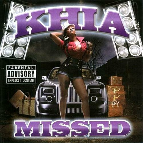 Khia - Missed cover