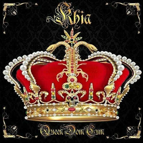 Khia - QueenDom Cum cover