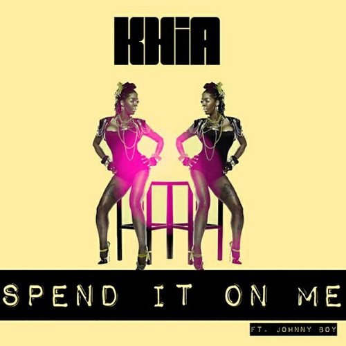 Khia - Spend It On Me cover