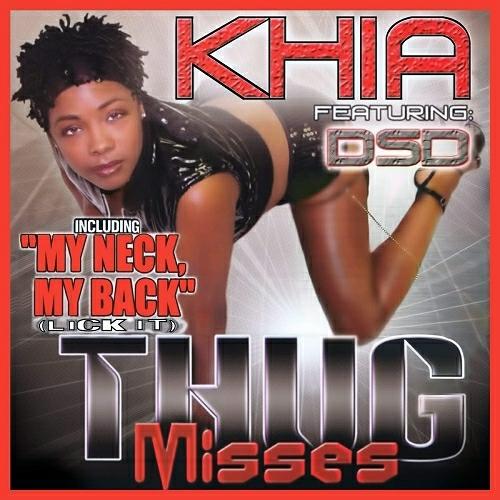 Khia - Thug Misses cover