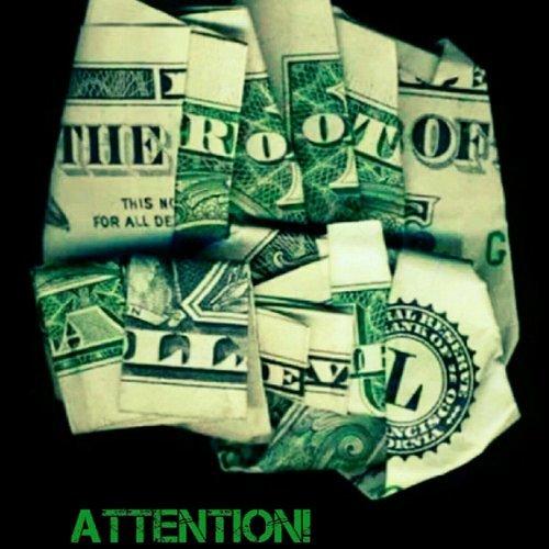 TumboiiKinfolk - Attention cover