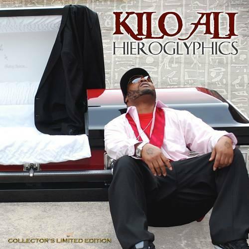 Kilo Ali - Hieroglyphics cover