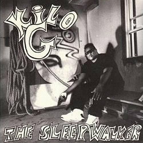 Kilo G - The Sleepwalker cover