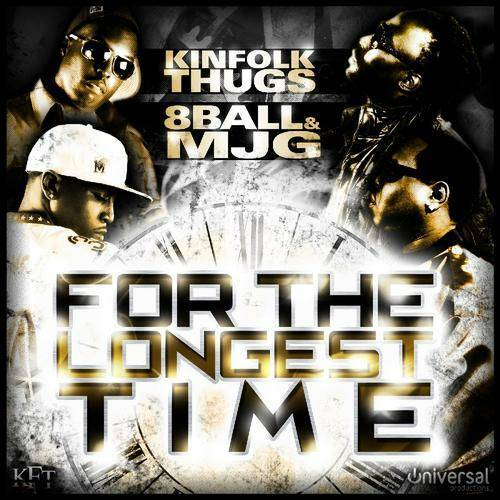Kinfolk Thugs - For The Longest Time cover