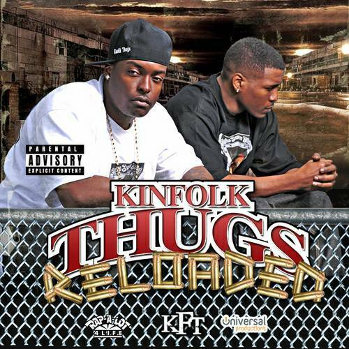Kinfolk Thugs - Reloaded cover