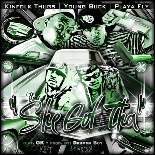Kinfolk Thugs - She Got Tha cover