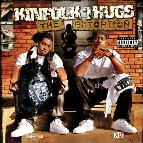 Kinfolk Thugs - The Extortion cover