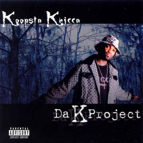 Koopsta Knicca - Da K Project cover