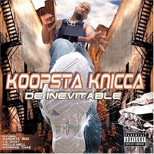 Koopsta Knicca - De Inevitable cover