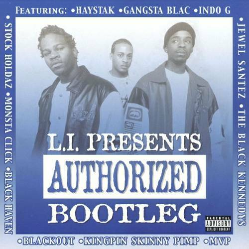 L.I. - Authorized Bootleg cover