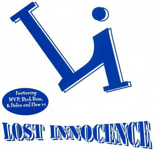 L.I. - Lost Innocence cover
