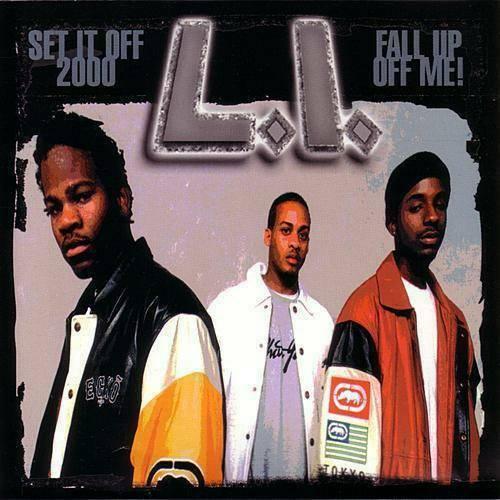 L.I. - Set It Off 2000 / Fall Up Off Me! cover