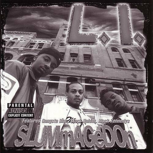 L.I. - Slummagedon cover