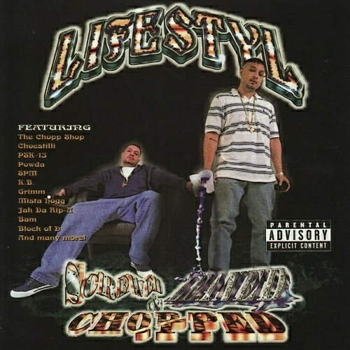 Lifestyl - Screwed, Leaned & Chopped cover