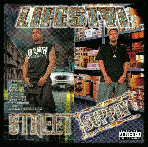 Lifestyl - Street Supply cover