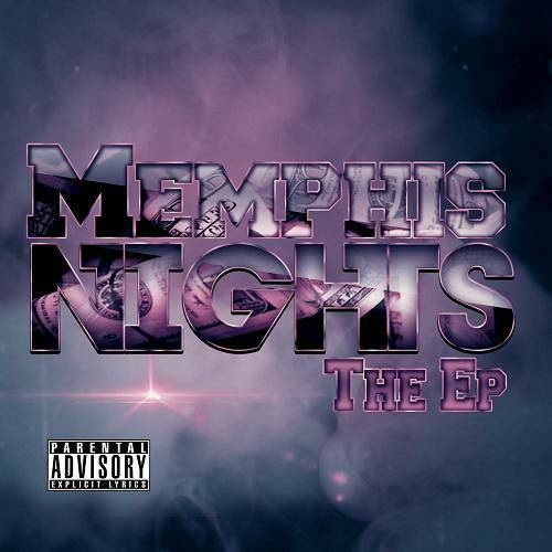 Lil Buddy - Memphis Nights EP cover