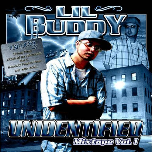 Lil Buddy - Unidentified Mixtape Vol. 1 cover