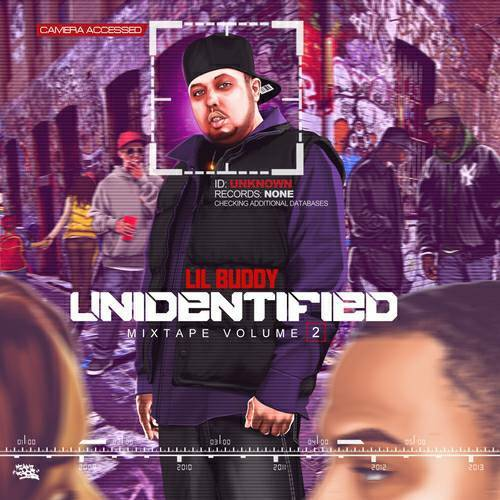 Lil Buddy - Unidentified Mixtape Vol. 2 cover