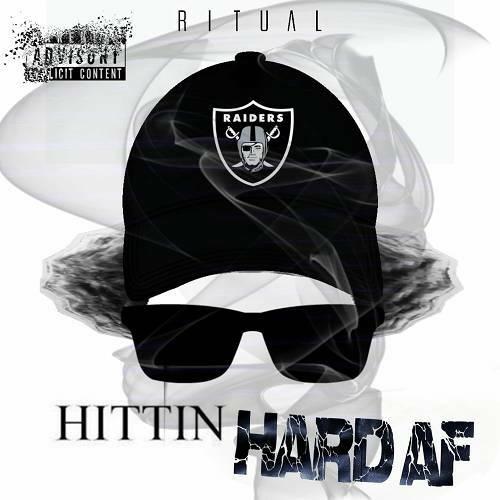 Lil Jack - Hittin Hard AF cover