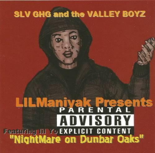 Lil Maniyak - Nightmare On Dunbar Oaks cover