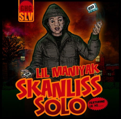 Lil Maniyak - Skanliss Solo cover