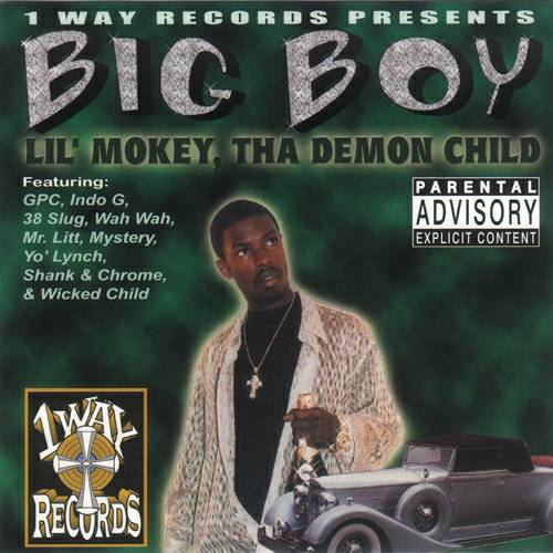 Lil` Mokey - Big Boy cover