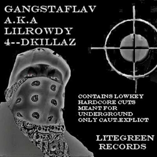 Lil Rowdy - 4 Da Killaz cover