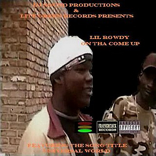 Lil Rowdy - On Tha Come Up cover