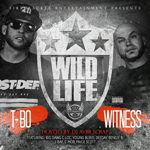 T-Bo & Witness - Wild Life cover