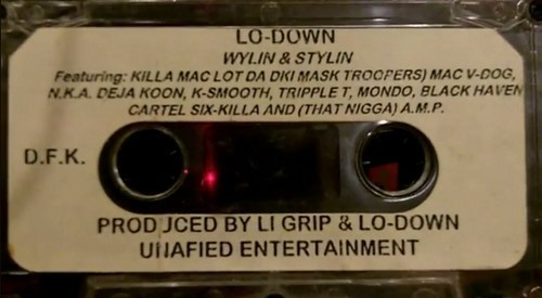 Lo-Down - Wylin & Stylin cover